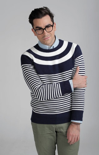 "Dan Levy on ""Toxic Friends"": ""The ones who don't lift us up. We all have a toxic ""friend"" like that."""