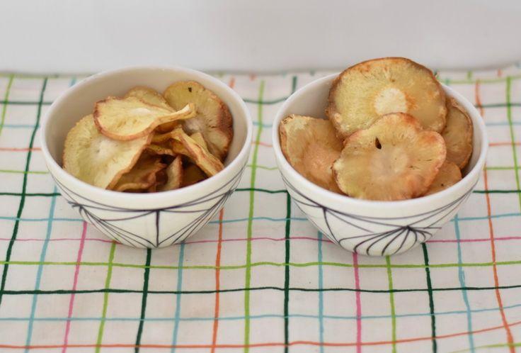 Chips de Chirivías