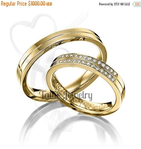 186 best Hand Made Wedding Rings images on Pinterest Wedding bands