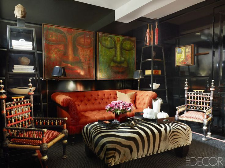Pembridge House London Interior Design /habitually Chic ...