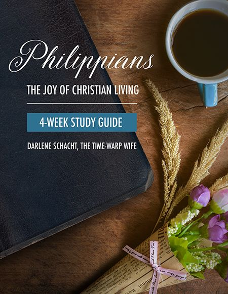Note: If all of the information on this page is too much to process. Go straight to the free study guide below where you'll find everything you need in the introduction. _______________________________________________ If you enjoy the topic of joy, you're going to LOVE this Bible study. The book of Philippians is immersed in joyful encouragement. …
