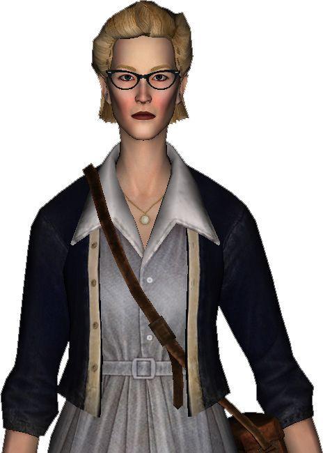 Sofia Lamb, Mother of Eleanor Lamb