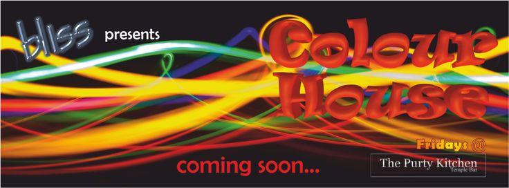 2012.01 Colour House Teaser Banner