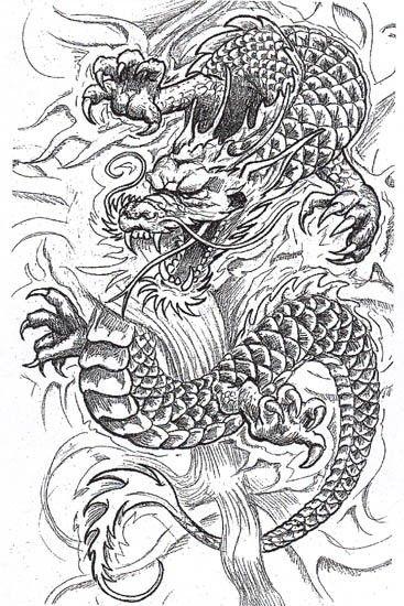 25 Melhores Ideias Sobre Tatuagem Do Drago Nas Costas No