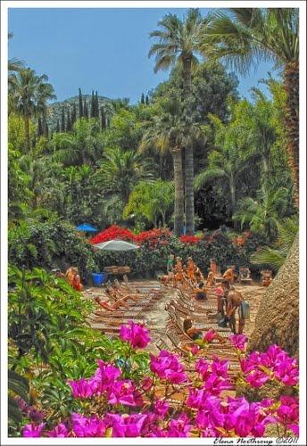 Glen Ivy Hot Springs Resort, Corona, California