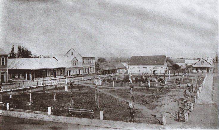 Plaza de la republica 1876