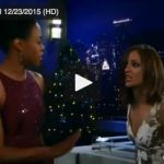 VIDEO: Watch General Hospital Wednesday 12/23/15 Full Episode HERE!