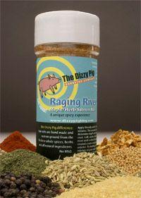 Dizzy Pig Raging River