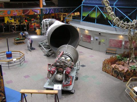 I Went To This When Was A Kid And It The Best Field Trip Ever My Favorite Thing Shadow Room Its Called Oklahoma Science Museum Now