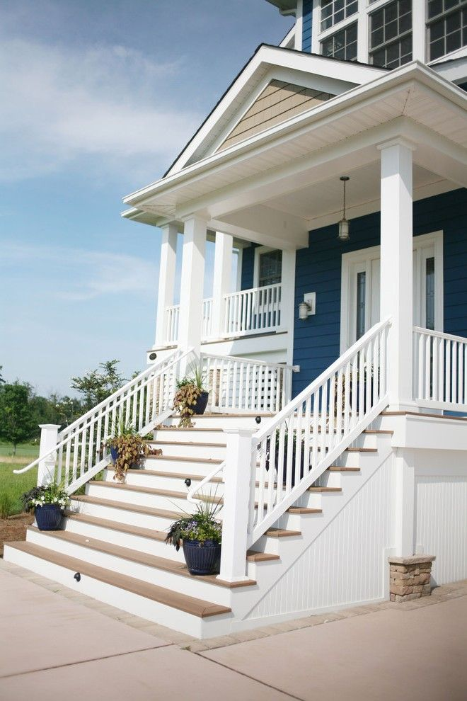 19 best Deck images on Pinterest | Deck balusters, Deck railings and ...