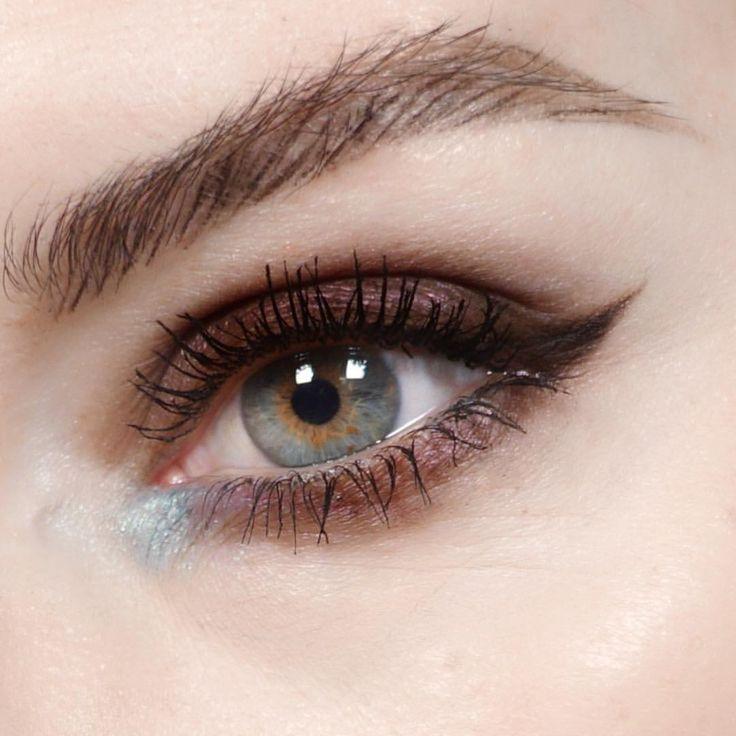 Eye Makeup - Se dette Instagram-billede af Katie Jane Hughes • 791 Synes godt om - Ten (10) Different Ways of Eye Makeup