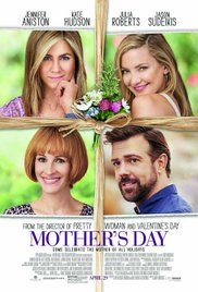 Mother's Day (2016) | Comedy | 29 April 2016 (USA)  Intersecting stories with different moms collide on Mother's Day.