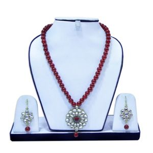 Necklace and Earring set 2 -Royal Kundan. #mothersdaysales