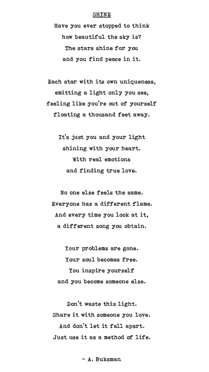 Poema A Buksman Poem Poema Inspiracion Inspiration Reflexion