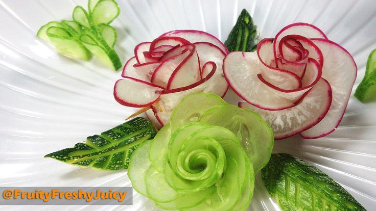 Fruity Freshy Juicy – Discover interesting news regarding fruit & vegetable art, design carving garnish!