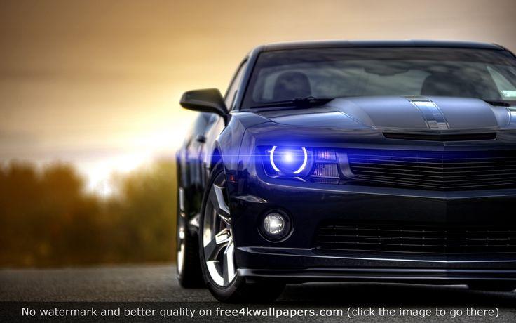 Chevrolet Camaro Muscle Car wallpaper