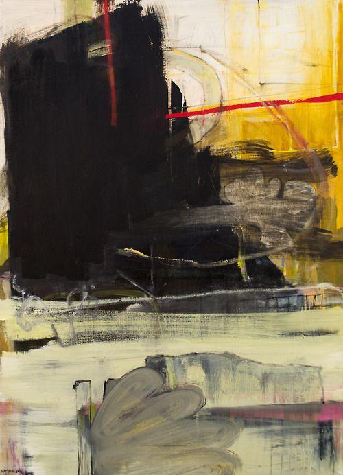 aydinhamami:    Aydin Hamami  She Just A Girl, Eddie  Oil paint on Canvas  2012