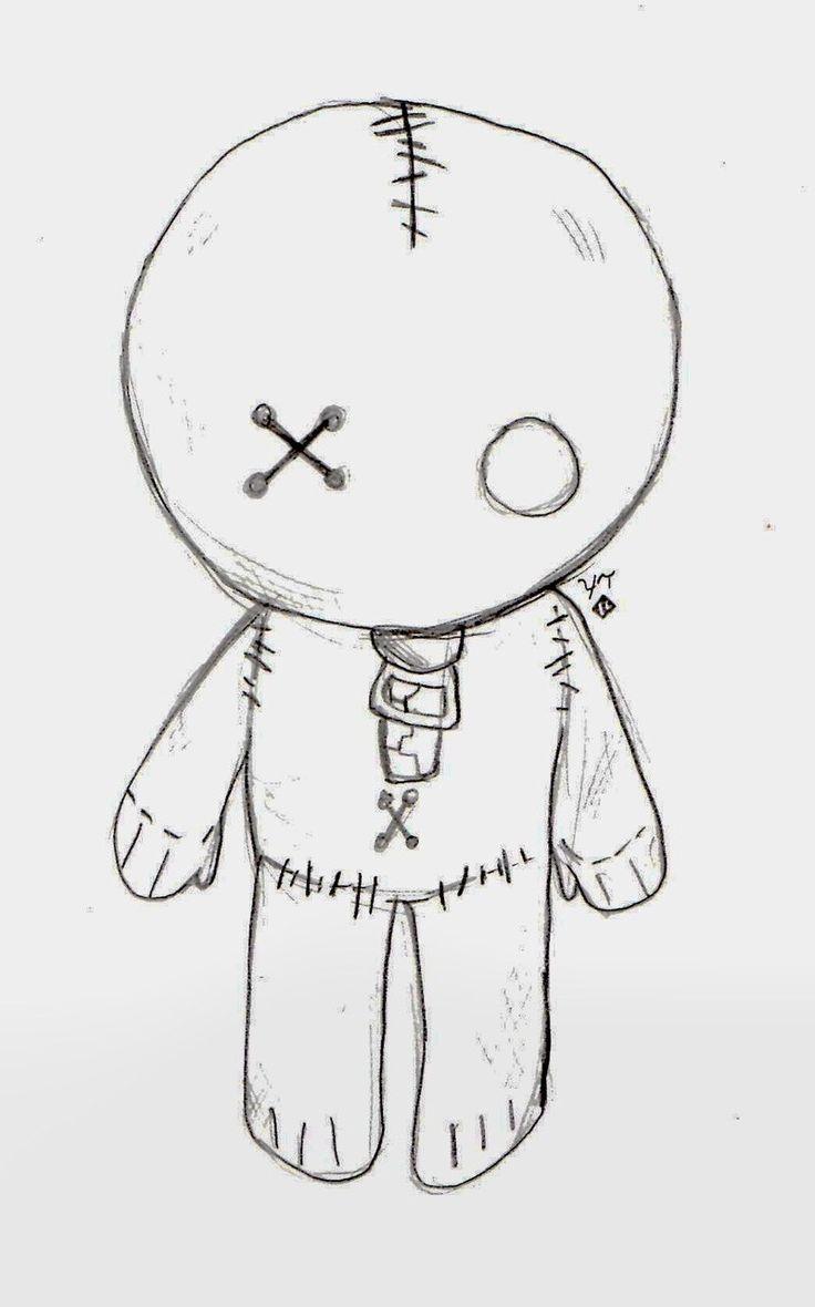 Image Result For Easy Black And White Drawings Tumblr Desenhos