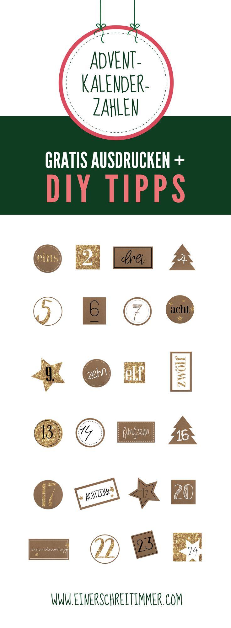 Adventskalenderzahlen zum Aufkleben für deinen Adventskalender. Außerdem haben wir das Internet durchsucht und die schönsten Adventskalender für euch zusammengetragen. Mit diesen Ideen für deinen Adventskalender kann Weihnachten kommen...