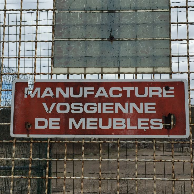 Vosges, Industrial, Furniture