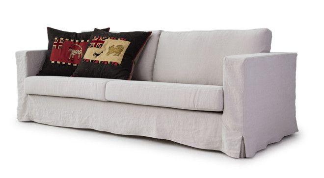 Pascale Loose Cover Sofa