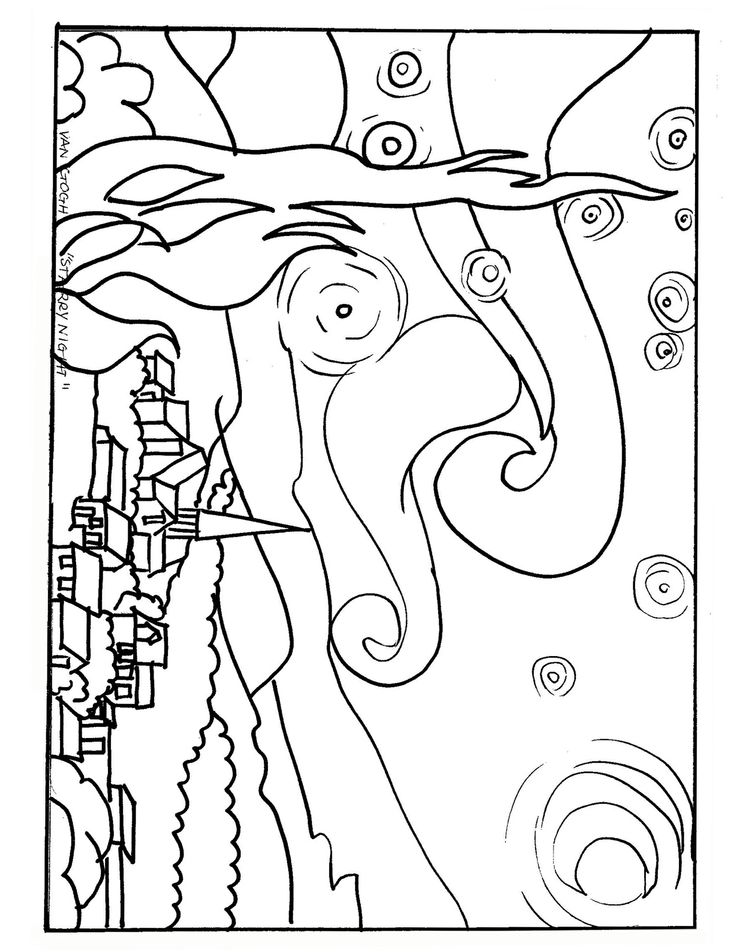 ansel adams coloring pages - photo#35