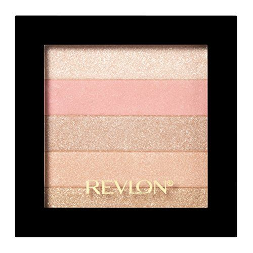 #Revlon #Highlighting #Palette, 020 Rose Glow, 0.26 Ounce  Full review on: http://toptenmusthave.com/best-makeup-highlighter/