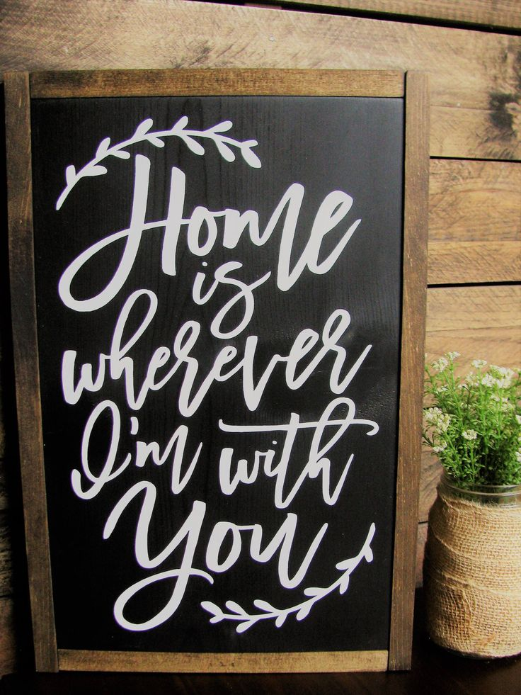 Decorative Chalkboard Signs 2018 Best Diy Wooden Signs Images On Pinterest  Wood Wood Signs