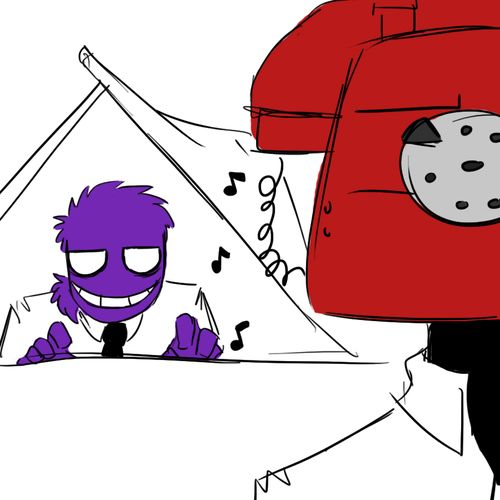 Fnaf What Does Phone Guy Say The First Night Yahoo