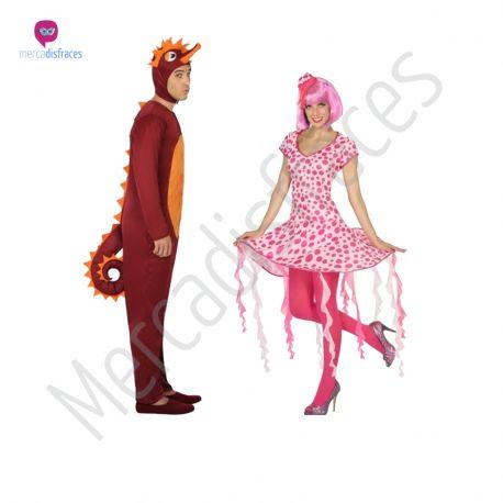 #Disfraz de #Medusa Marina para chica #disfraces para #grupos y #comparsas perfectos para #carnaval. #disfraces #baratos en #mercadisfraces #tienda de #disfraces #online