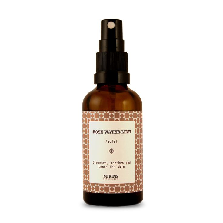 Rose Water Mist  Cleanses, soothes and tones the skin