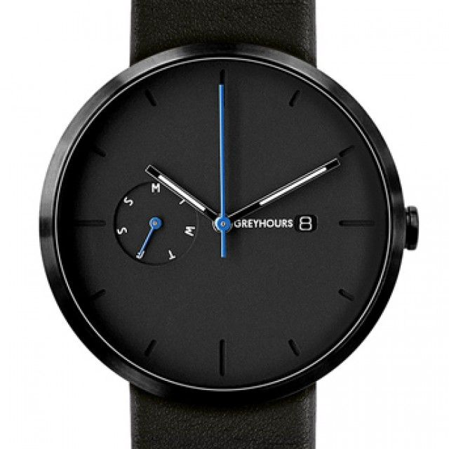 Essential Watch/ Greyhours