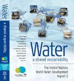 EL AGUA, UNA RESPONSABILIDAD COMPARTIDA. Naciones Unidas. Programa Mundial de Evaluación de los Recursos Hídricos. presenta un panorama detallado de los recursos hídricos de todas las regiones y la mayoría de países del mundo y describe los avances realizados para alcanzar las metas de los Objetivos de Desarrollo del Milenio de las Naciones Unidas relacionados con el agua. Disponible en @ http://roble.unizar.es/record=b1484882~S4*spi