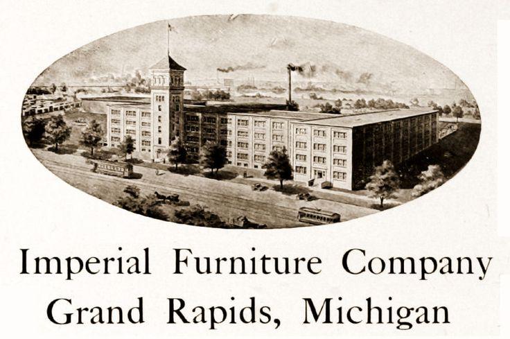 Imperial Furniture Co Grand Rapids Michigan