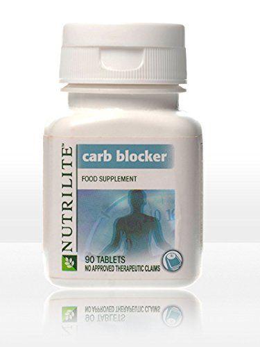 Nutrilite® Bloqueador De Carbohidratos  Ayudar a prevenir la absorción de hasta 500 calorías cuando se lo ingiere con una comida alta en carbohidratos.