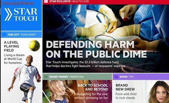 Toronto Star to shutter underperforming tablet app, lay off twenty nine