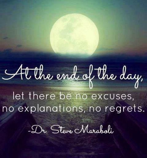 End Of Life Quotes Inspirational: 13 Best At The End Of The Day... Images On Pinterest
