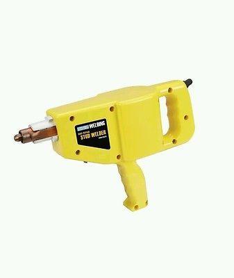 Stud Welder Dent Repair Kit Autobody Repair Sheet Metal Puller Slide Hammer Gun