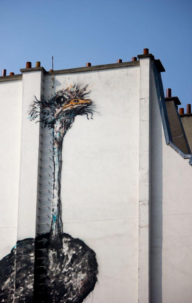 Boulevard Voltaire - Discover Paris street art