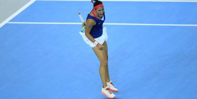 http://www.lequipe.fr/Tennis/Actualites/Caroline-garcia-qualifie-la-france-pour-les-demi-finales/632551 https://twitter.com/GangstaPP/status/696348088248610817 https://twitter.com/thomaslevetgolf/status/696344576995495937 https://twitter.com/josemorgado/status/696319207953321984 http://www.welovetennis.fr/fed-cup/109347-garcia-envoie-les-bleues-en-demies https://twitter.com/DanielHechter/status/696350782967386112 https://twitter.com/henrileconteoff/status/696345066856697856