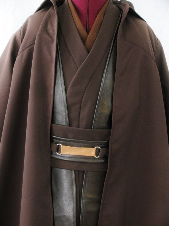 Traje de Jedi Custom por NeverbugCreations en Etsy