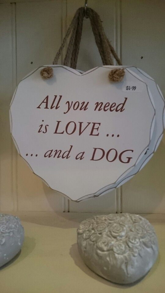 And another for dog lovers