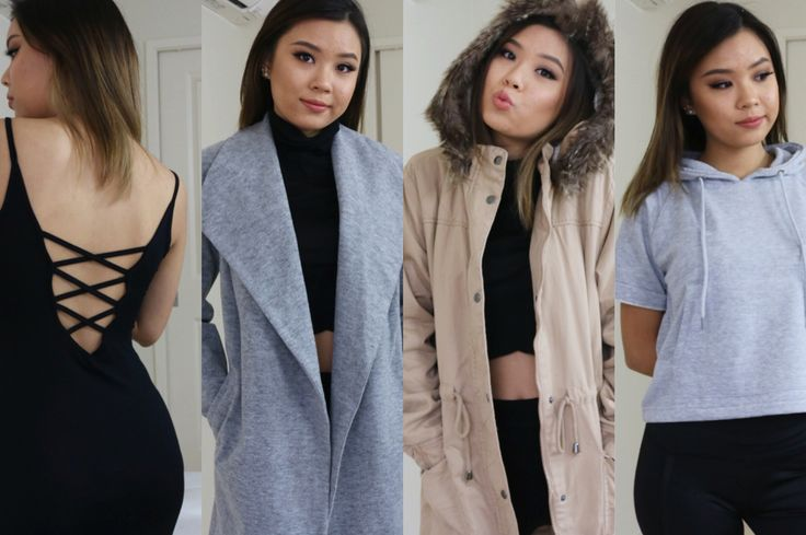 New clothing haul is now up on my channel! Check it out 😁 link to my channel is in the bio