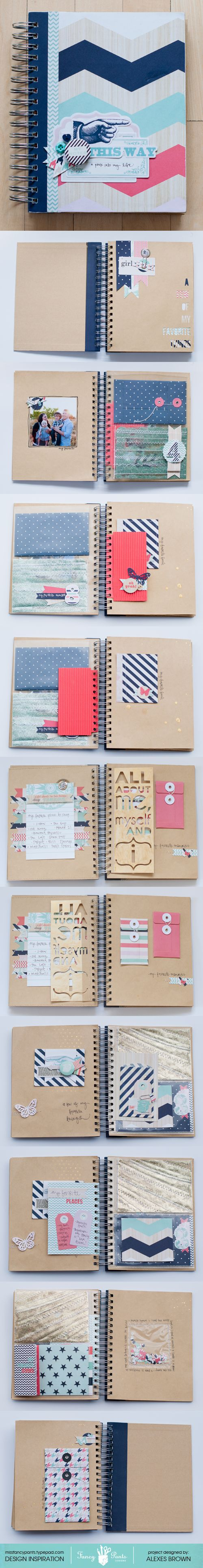 Brag Book by Alexes Brown using the Trendsetter Collection by Fancypantsdesigns.com.  For complete tutorial go to http://missfancypants.typepad.com/little_miss_fancy_pants/2013/04/bragbook-week-here-over-at-fancy-pants-designs-day-4.html