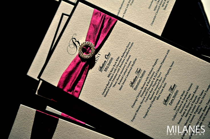 Pink And Black Wedding Invitations: Top 25 Ideas About Pink & Black Weddings On Pinterest
