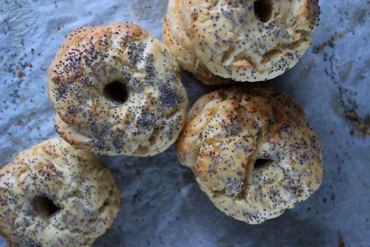 Snelle glutenvrije bagels - Powered by @ultimaterecipe