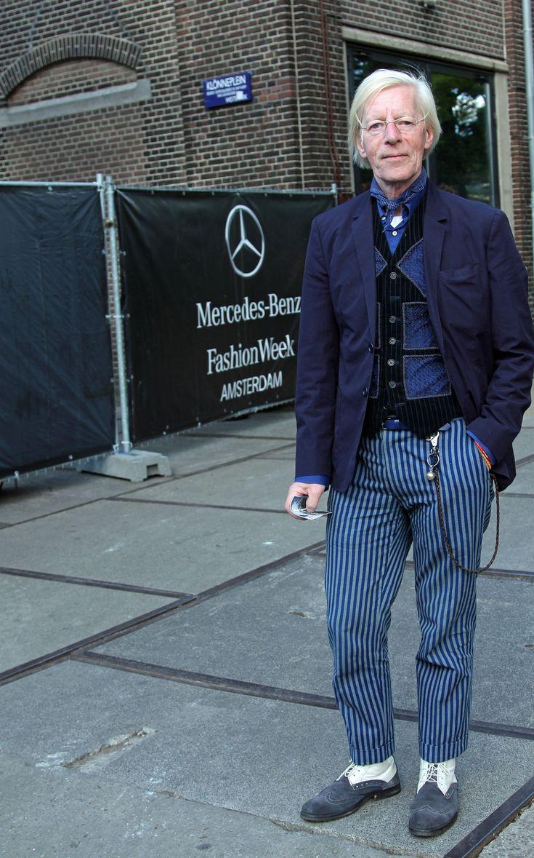 Amsterdam Fashion week 2015 dag 1