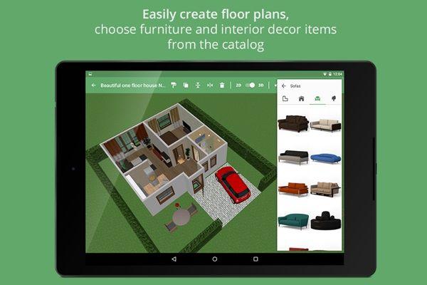 5 Aplikasi Desain Rumah Android Gratis Yang Mudah Digunakan 2020 Desain Desain Rumah Aplikasi Desain