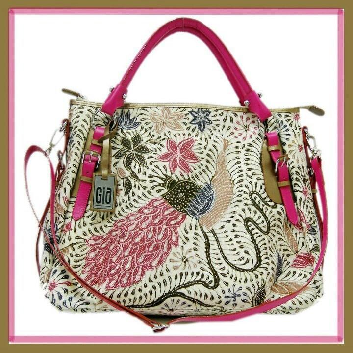 Indonesia Batik bag