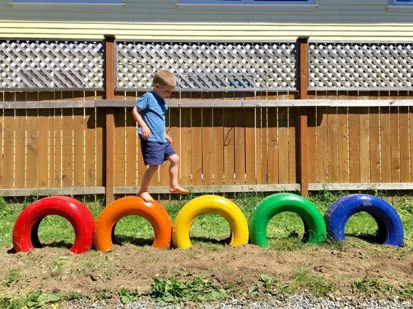 25 Fun Diy Backyard Play Areas The Kids Will Love Fun Loving Families Play Area Backyard Backyard Play Diy Playground